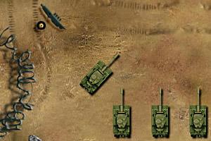 《坦克任务》游戏画面1