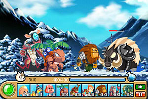 《兽王争夺战2》游戏画面1
