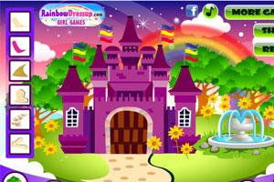 《美丽的城堡》游戏画面1