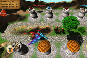 《上古之战》游戏画面1