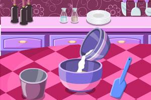 《公主的茶饼》游戏画面1