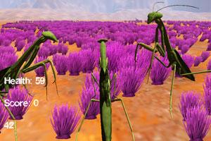 《螳螂大战》游戏画面1