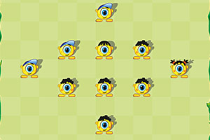 《大眼球球碰碰对》游戏画面1