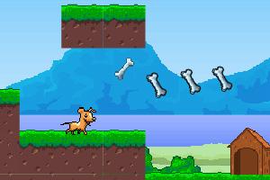 《小狗的骨头》游戏画面1