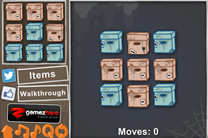 《平面盒魔方》游戏画面1