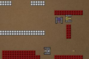 《坦克竞技场大战无敌版》游戏画面1