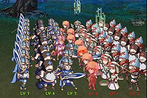 《國王保衛軍》游戲畫面1
