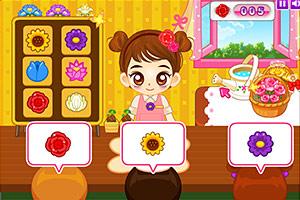 《阿sue卖花》游戏画面1