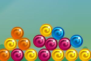 《蜗牛旋转球》游戏画面1