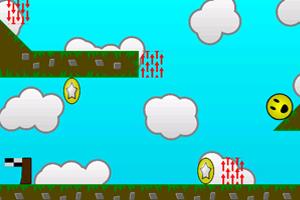《微笑小球的旅程》游戏画面1