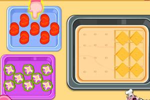 《火腿奶酪卷》截图1