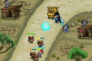 《入侵者之战2凯撒大帝无敌版》游戏画面1
