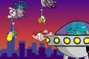 《内裤超人》游戏画面1