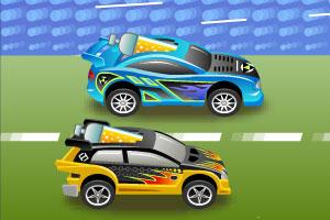 《研制赛车》游戏画面1