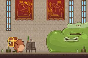 《宝宝熊历险记》游戏画面1