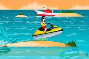 《海上摩托冲浪男孩》截图1
