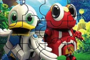 《快乐酷宝拼图》游戏画面1