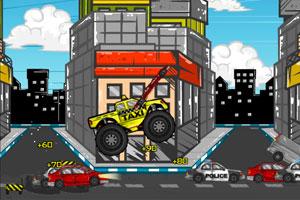 《大脚出租车》游戏画面1