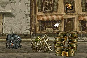 《合金弹头2013无敌版》游戏画面1