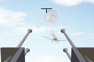 《抢滩登陆之空战》游戏画面1