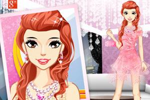 《钻石粉红女郎》游戏画面1