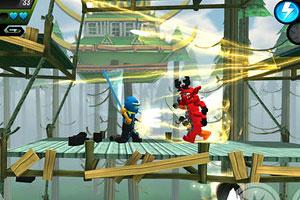 《乐高忍者最终之战》游戏画面1