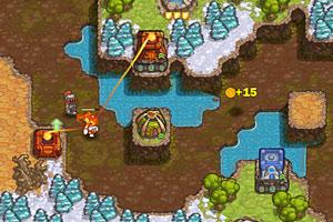 《保卫钻石宝藏2增强版》游戏画面1