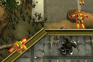 《大兵的守卫》游戏画面1