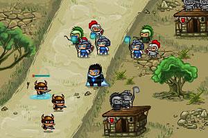 《入侵者之战2中文无敌版》游戏画面1