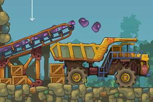 采矿大卡车