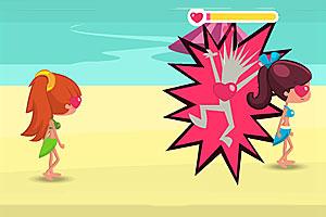 《沙滩美眉》游戏画面1