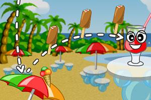 《夏日果汁》游戏画面1