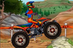 《越野摩托车试驾》游戏画面1
