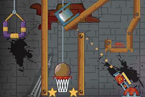 《大炮轰篮球2》截图1