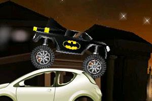 《蝙蝠侠午夜赛车》游戏画面1