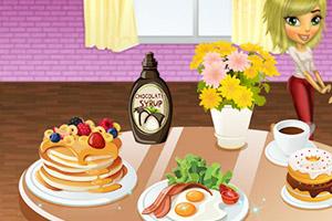 《完美的早餐》游戏画面1