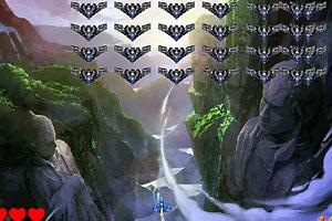 《战斗机混战》游戏画面1