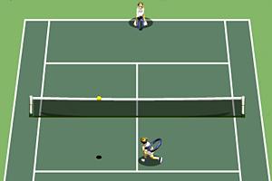 《网球职业联赛》截图1