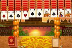 《孟买纸牌接龙》游戏画面1