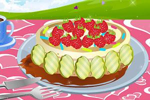 《夏季风味蛋糕》游戏画面1