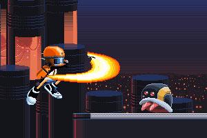 《武装企鹅大冒险》游戏画面1