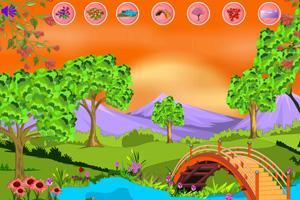 《布置我们的花园》游戏画面1
