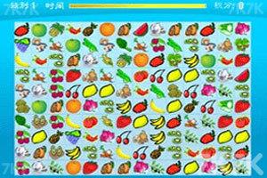 《果蔬连连看》游戏画面2