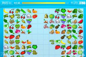 《果蔬连连看》游戏画面9