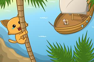 《猫猫侠侣救孩子2》游戏画面1