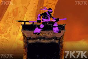 《忍者神龟之黑暗前夕》截图1