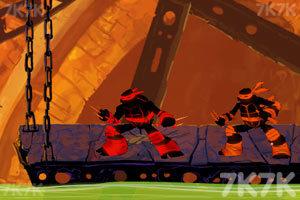 《忍者神龟之黑暗前夕无敌版》截图5