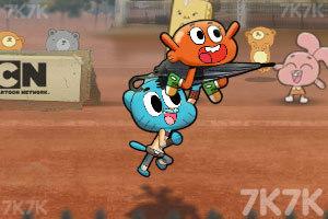 《卡通奥运会2012》游戏画面7
