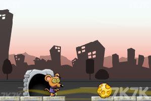 《奶酪陷阱捕老鼠》游戏画面3