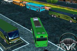 《3D巴士停车》游戏画面6